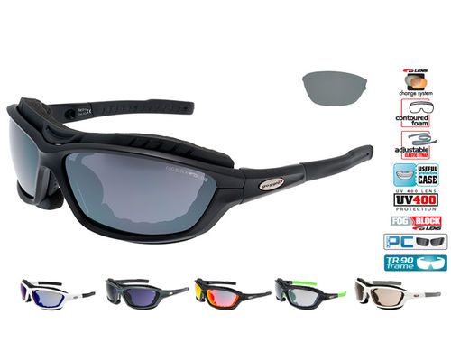 "Goggle Sportbrille T417 ""Syries"""