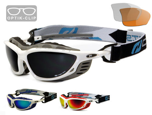 Daisan Winter Sportbrille D104 OptiClip