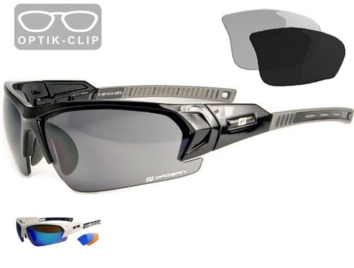 Daisan Sportbrille D107 OptiClip