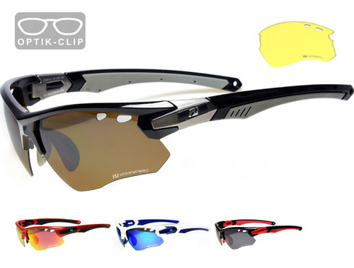 Daisan Sportbrille D207 OptiClip