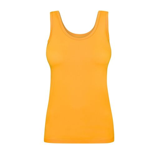 Assoluta Neofit hautenges aktiv Tanktop neon-orange